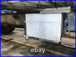 1988 Freightliner FLC120 Aluminum Battery Box Length 15.50 Width 16.0