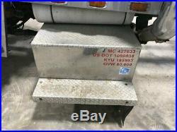 1994 Peterbilt 379 Aluminum Battery Box Length 31.00 Width 24.0