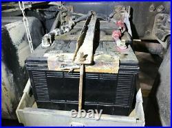 1995 Freightliner FL70 Aluminum Battery Box Length 15.50 Width 24.5