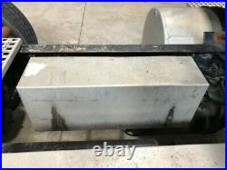 1995 Volvo WCA Steel/Aluminum Battery Box Length 30.00 Width 8.00