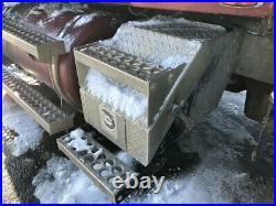 1997 Western Star Trucks 4900FA Aluminum Battery Box Length 17.00