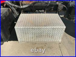 1999 Peterbilt 330 Aluminum Battery Box Length 31.00