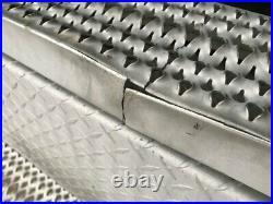 1999 Peterbilt 379 Aluminum Battery Box Length 30.25 Width 22.5
