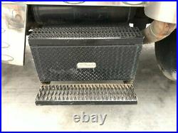 1999 Peterbilt 379 Aluminum Battery Box Length 31.00 Width 22.5