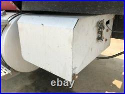 2000 International 9400 Aluminum Battery Box Length 18.00 Width 28.0