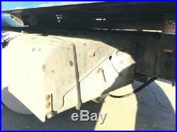 2000 International 9400 Aluminum/Fiberglass Battery Box