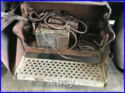 2000 Kenworth T800 Steel/Aluminum Battery Box Length 34.00 Width 20.0
