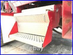 2001 Kenworth T800 Steel/Aluminum Battery Box Length 34.50