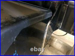 2002 Kenworth T800 Aluminum/Poly Battery Box Length 32.00 Width 21.0