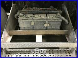 2004 Freightliner COLUMBIA 120 Aluminum Battery Box