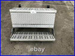 2005 Freightliner M2 106 Aluminum Battery Box Length 31.00 Width 26.0