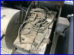 2005 International 9200 Aluminum/Fiberglass Battery Box Length 17.00
