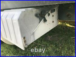 2005 International 9400 Aluminum Battery Box Length 28.00 Width 18.5