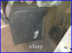 2005 Kenworth T600 Aluminum/Poly Battery Box, Length 32.00, Width 18.0