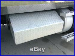 2006 Western Star 4900 Steel/Aluminum Battery Box