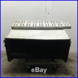 2007 Freightliner C120 CENTURY Steel/Aluminum Battery Box Length 31.00