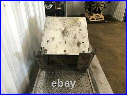 2007 International 7400 Aluminum Battery Box Length 15.50