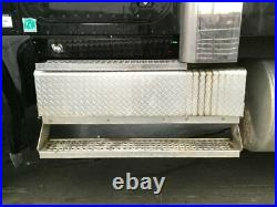 2007 International 9400 Aluminum Battery Box