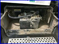 2007 Kenworth T800 Aluminum Battery Box, Steps Bent