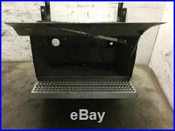 2007 Peterbilt 386 Aluminum Battery Box Length 33.50 Width 31.0