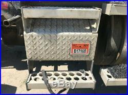 2007 Western Star Trucks 4900EX Steel/Aluminum Battery Box