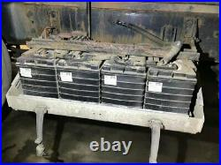 2008 Freightliner M2 112 Aluminum Battery Box Length 31.00