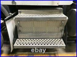 2008 Kenworth T800 Aluminum Battery Box Length 35.00 Width 21.0