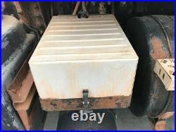 2008 Mack GU700 Steel/Aluminum Battery Box Length 15.00 Width 24.0