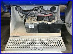 2008 Peterbilt 367 Aluminum Battery Box Length 30.75 Width 23.5