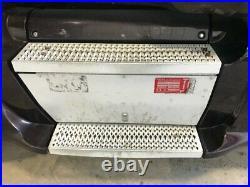 2008 Peterbilt 387 Aluminum Battery Box Length 32.00 Width 24.0