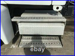 2009 Freightliner C120 CENTURY Aluminum Battery Box Length 33.50