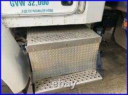 2009 Kenworth T370 Aluminum Battery Box Length 29.50 Width 20.0