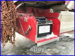 2009 Kenworth T800 Aluminum Battery Box Length 17.00 Width 31.0