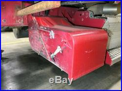 2009 Kenworth T800 Aluminum/Fiberglass Battery Box