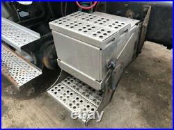 2009 Sterling ACTERRA Aluminum Battery Box Length 16.00 Width 24.0