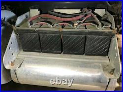 2010 International PROSTAR Aluminum Battery Box Length 29.75 Width 18.0
