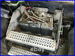 2010 International PROSTAR Aluminum/Poly Battery Box Length 30.00