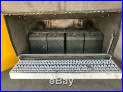 2010 Peterbilt 387 Aluminum Battery Box Length 31.00 Width 24.0