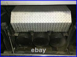 2010 Volvo VNL Steel/Aluminum Battery Box Length 19.00 Width 31.0