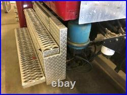 2011 International DURASTAR (4300) Steel/Aluminum Battery Box