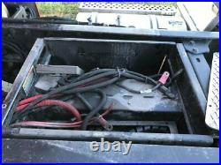 2011 Kenworth T660 Steel/Aluminum Battery Box Length 33.00 Width 24.0