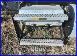 2011 Mack CXU Steel/Aluminum Battery Box Length 30.50 Width 24.0