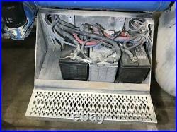 2011 Peterbilt 367 Aluminum Battery Box Length 30.75 Width 23.5
