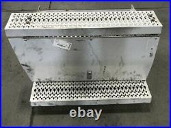2011 Peterbilt 386 Aluminum Battery Box Length 33.50 Width 25.0