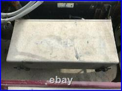 2012 Freightliner CASCADIA Aluminum Battery Box