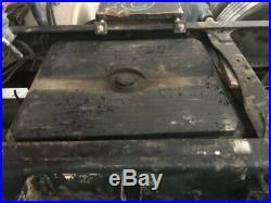 2012 Freightliner CASCADIA Aluminum/Poly Battery Box