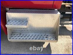 2012 International DURASTAR (4300) Steel/Aluminum Battery Box