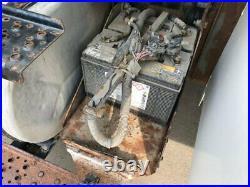 2012 International DURASTAR (4300) Steel/Aluminum Battery Box Length 14.50