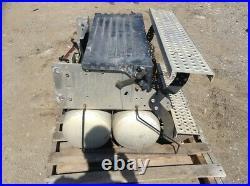 2012 International PROSTAR Aluminum Battery Box