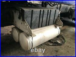 2012 International PROSTAR Aluminum/Poly Battery Box Length 30.00